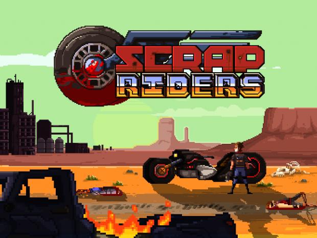build scrap riders alpha demo