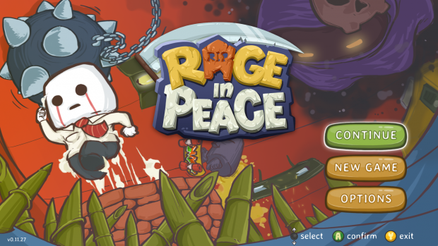 Rage In Peace Demo v. 2.3.10