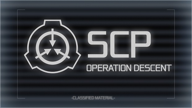 SCP: Operation Descent 0.1.0 Alpha