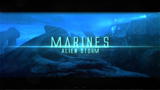 Marines Alien Storm A31
