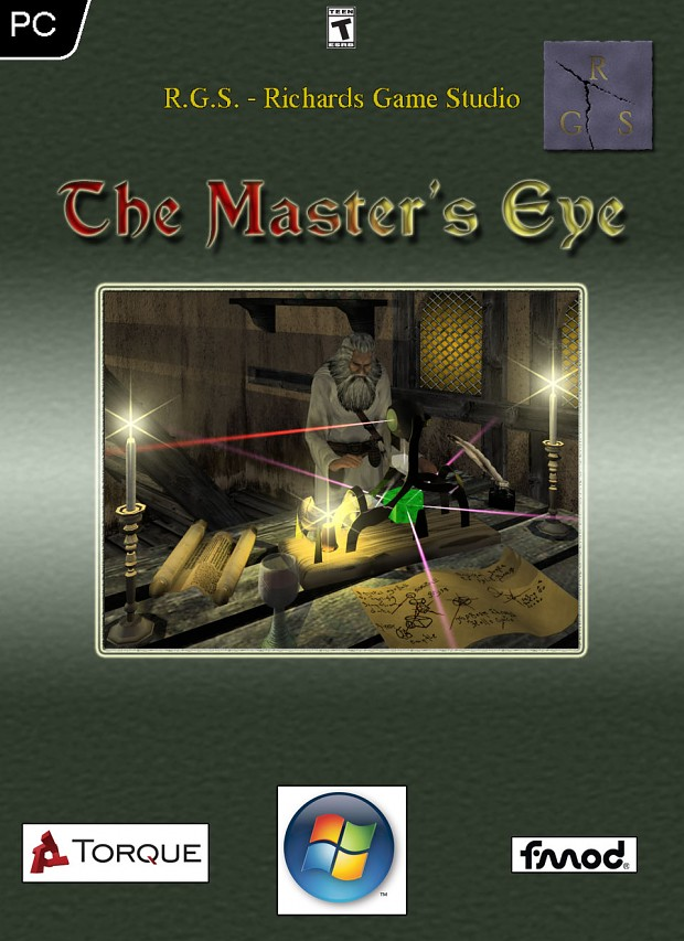 The Master's Eye Playable Demo