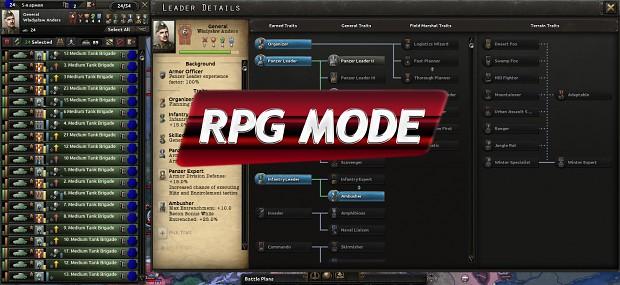 RPG MODE