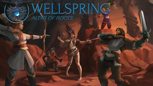 Wellspring Pre-Alpha Demo 1.3.2