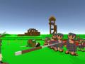 Swords & Dragons Battle Scene Demo (Alpha 0.0.3)