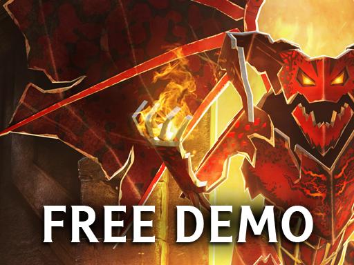 Book of Demons - Demo (April 2018)