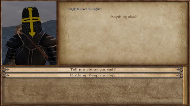 Nightland Knights Alpha Mod