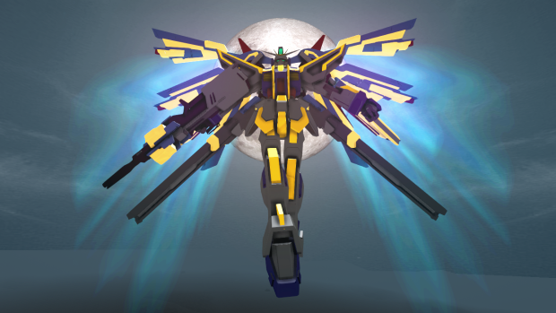 Gundam Versus Mod 1.2 (Main file)