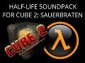 Half-Life Sounds for Sauerbraten
