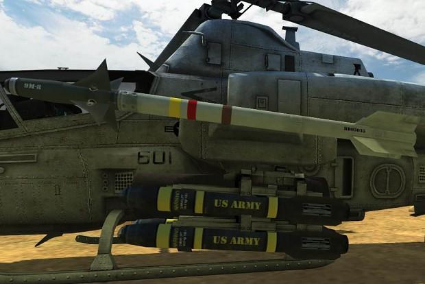 bf2 Missiles Skins