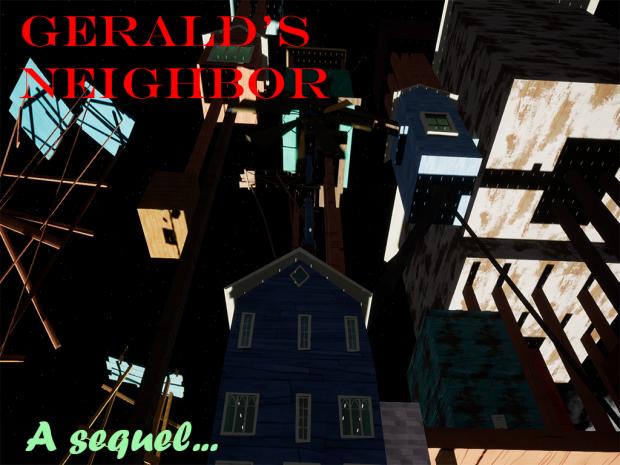 Geralds Neighbor V3: New Basement