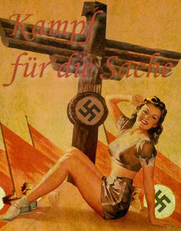 I Ain't Afraid no Swastika