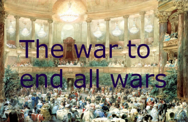 The war to end all wars - Update June 3