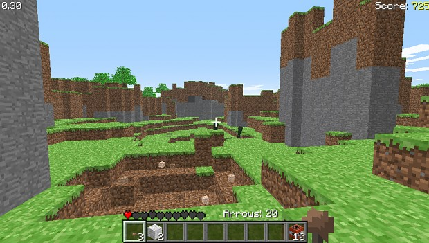 Minecraft Survival Test 0.30 (2018 edition)