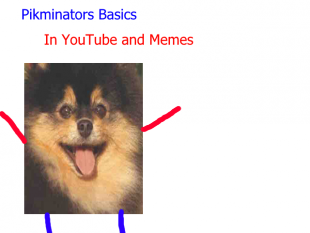 Pikminators Basics 2 V1