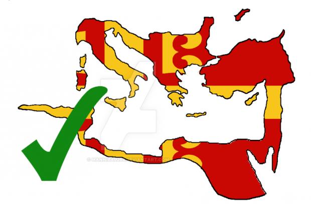 Easier Byzantine Empire