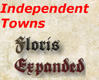Floris Independent Towns   Text Files Only