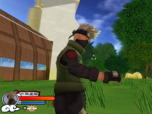 Naruto: Naiteki Kensei - Xmas Update Video - 720p