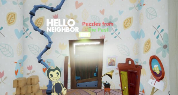 Puzzles from the Past Alpha 5.1