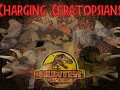 Charging Ceratopsians Pack