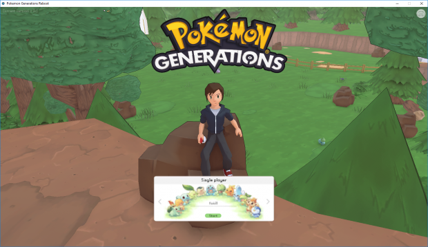 [ Download ] Pokemon Generations v 0.1