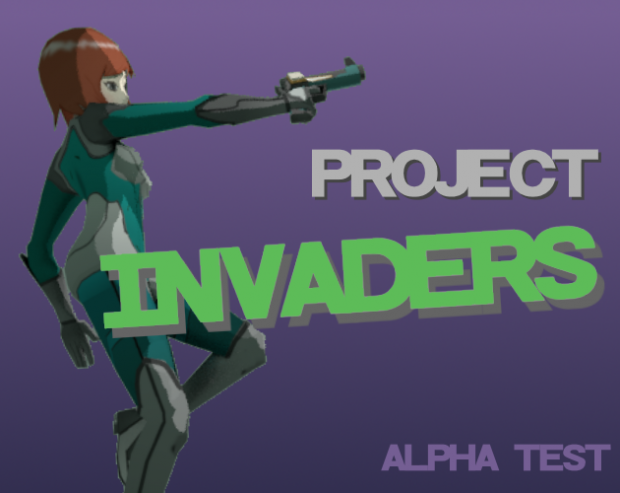 Project Invaders Alpha 1.1 for Windows