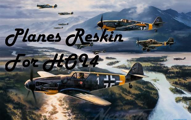 Planes Reskin 1.0