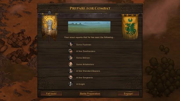 Battle Preparation Mod v1.0