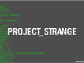 Project Strange v. 1.2.0 Installer