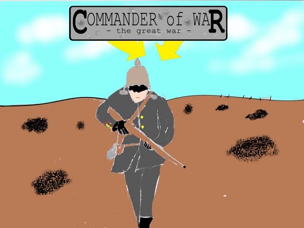 Commander of War: The Great War - Full Version