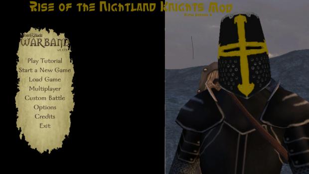 Rise of the Nightland Knights Mod Version Alpha 4