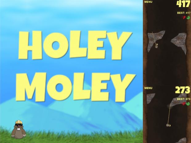 Holey Moley v1.0.2 Linux 64 bit