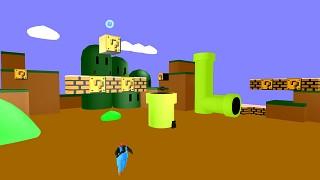 Super Mario Doom 3
