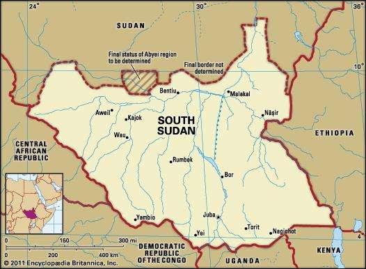 Millennium Dawn South Sudan Fix