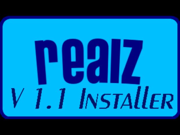 Realz V1.1 (Installer:EXPERIMENTAL) (for HT 0.2.7)