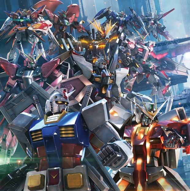 "Buffed GP03S Gundam ""Staman"""