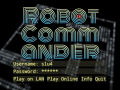 Robot Commander Version 0.4.1