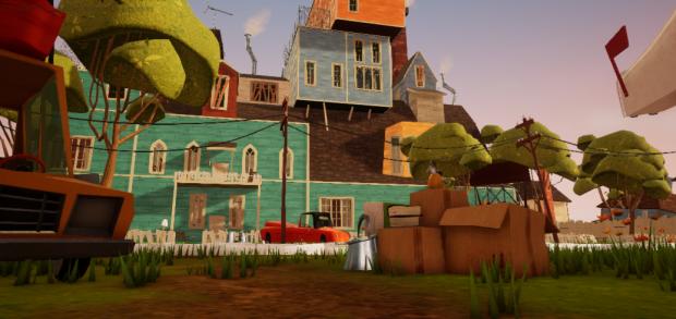 Neighbor 3 Remaster realese