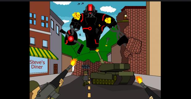 The Kaiju Offensive DEMO
