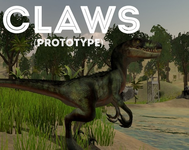 Claws Prototype Build 2
