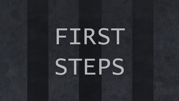 First Steps 1 0