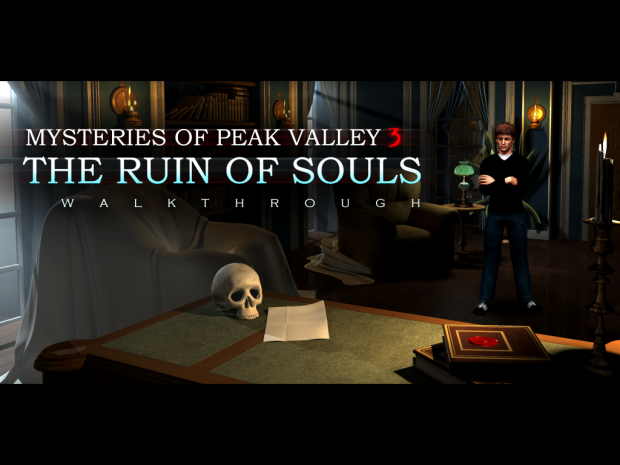 The Ruin of Souls WALKTHROUGH (guide)