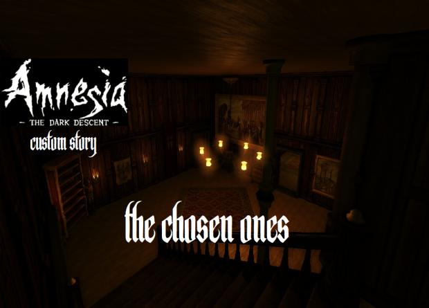 Amnesia - The Chosen Ones 1.0