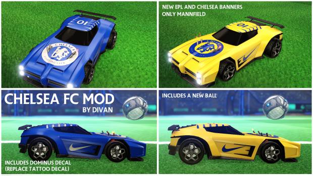 Chelsea Mod by Divan