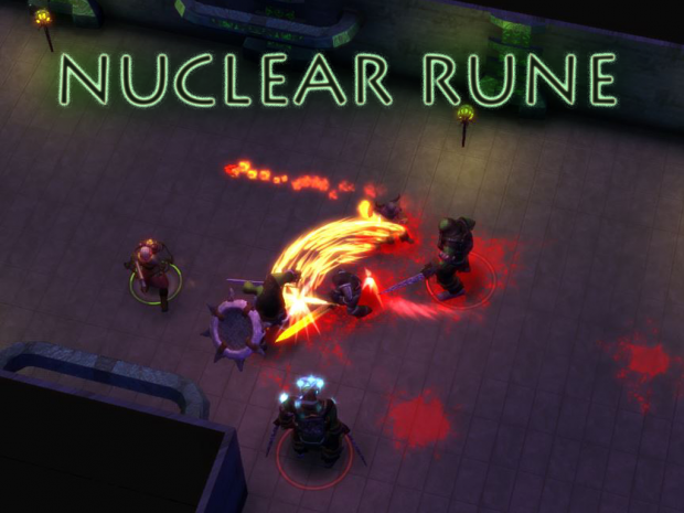 Nuclear Rune demo 14.9.2018