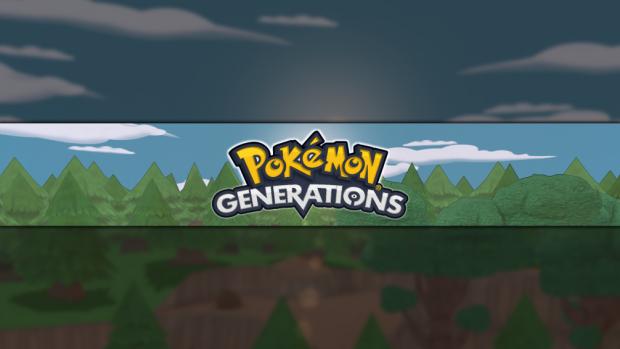 [ Download ] Pokemon Generations v 0.2.5