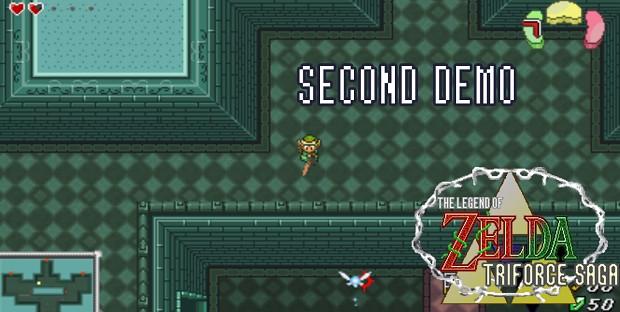 Zelda Triforce Saga SECOND DEMO