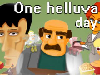 One Helluva Day - Demo
