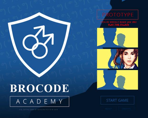 BrocodeAcademy win64
