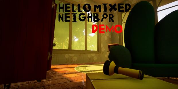 Hello Mixed Neighbor Demo