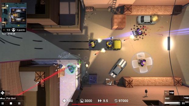 Geneshift v1.13: Battle Royale